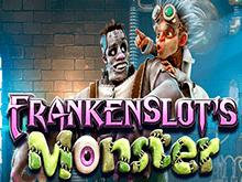 Игровой автомат Frankenslot's Monster