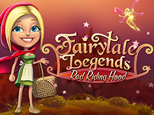 Игровой автомат Fairy Tale Legends: Red Riding Hood