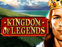 Игровой автомат Kingdom Of Legend
